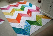 sewing: quilts / by Sarah Irvin Stepan
