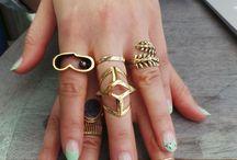 Jewelry / by Anna Huber