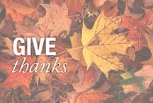 Give Thanks / by Nicole Miller
