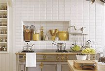 Kitchens / by Diane Little