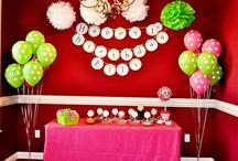 party ideas  / Great ideas for parties.  / by Jennifer Robinson Lister