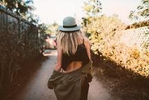Spring/Summer / by Hannah