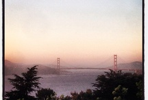 Travel to ... California, San Francisco Bay Area / by Betty Baker