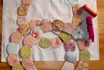 Hand Piecing Quilts / by Debra Clemence-Roman
