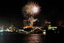 Paraguay, Bicentenario + 1 / Paraguay celebra el 14 y 15 de mayo sus 201 años de independencia patria. / by Romina Cáceres Morales