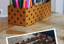 organizing everything!! / by Karen Frick-Zimmerman
