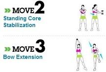 Core workouts / by Louisa Cremen