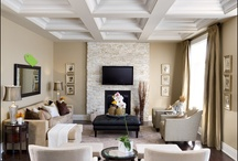 Living room  / by Amelia Donaldson