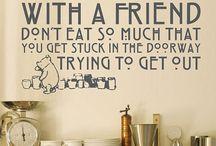 Pooh's Wisdom / by Jordan Hughes