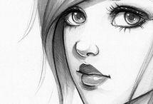 Drawing / Sketching / by Cheryl Close
