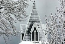 Winter Scenes / by Tyra B. Mosley