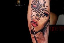 Tattoos / by Connie Lawter