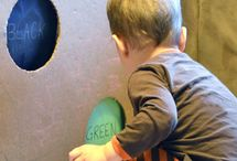 Motor Skills: Learning Through Play / Your kids will be working on fine and gross motors skills with these crafts, games and activities. / by CBC Parents + Kids' CBC