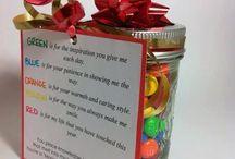 Teacher Gifts / by Laura Skeeters
