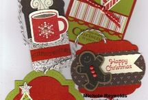 christmas tags / by Nancy Juliano