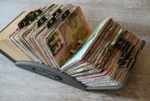 BOOK AND PAPER ART / by .Liesbeth.
