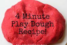 Play Dough / by Katya R