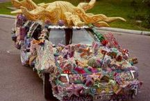 Parade Floats / Everyone loves a parade! Inspiring designs from our favorite parade floats. / by Mardi Gras Outlet