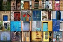 Doors & Doorways / by Chrissie Sullivan