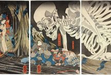 ukiyo-e & beyond / by Nancy Soshinsky