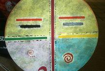 Native music / Musical instruments ect. / by Susan Beavis
