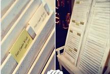 Escort Card Ideas / by Kelly Dolata