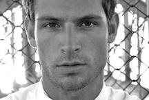 pretty men :-) / by Brooke Hamilton