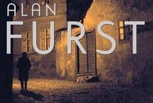 Alan Furst / by Alcibiades Cortese