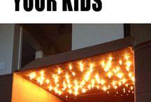 Kid Ideas / by Anne Waldie