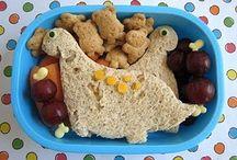 Julian's Lunchbox / by Heather Potts