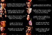 Hogwarts / by Chelsea Crawford