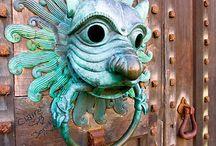 Locks, Keys, Knobs, Knockers / by Elizabeth Martin