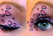 badass makeup / by Snobby Barbie