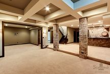 Basement / by Andrea Kurth