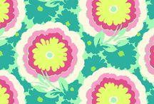 fabric {green} / by kiki _k