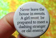 Quotes / by Amanda Evans
