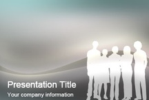 Social PowerPoint Templates / by Free PowerPoint Templates