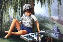 art that tells a story / by Jenny Ervin