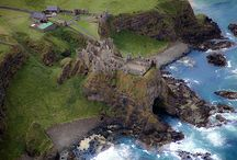 Castle ruins,forts and structures we like / ruins we have visited or would like to / by Jimmie Margarity