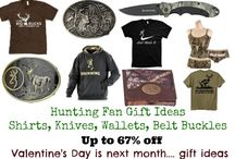 Camo is my favorite color Hunting, Fishing, Camping & Guns / by A Thrifty Mom