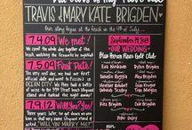 Wedding Ideas / by Katie Flutie