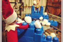 Elf on a shelf / by Amy Lowe Mason