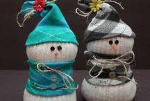 """muñec@s - juguetes - """"hecho con telas""""  / by Esther Tendero"""
