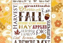 Fall Craft Ideas / by Mandi Miller