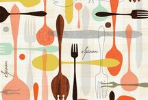 Kitchen decoration ideas / by Emily Wright