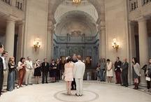 SF City Hall Wedding / by Emily Varela
