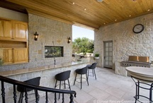 Dream Home (Outdoor Spaces) / by Amber King