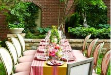 Outdoor Living / by Daphne Manning