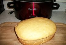Crock Pot Breads / by Ginger Jones