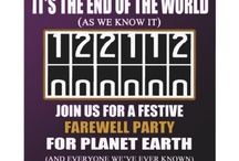 end of the world party / by Ashley C